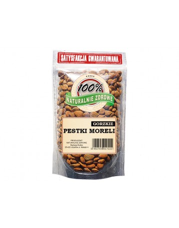 PESTKI MORELI GORZKIE 500g