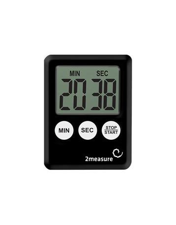 Minutnik - czarny 290308