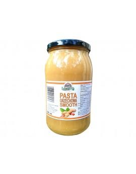Masło (pasta) orzechowe smooth 900ml