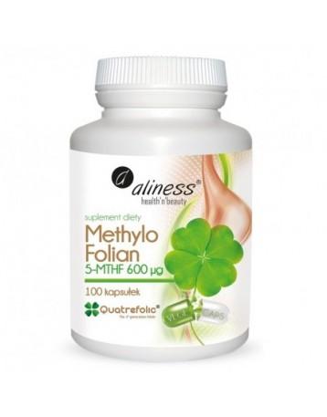 Methylo Folian 5-mthf 600 µg, 100 kaps. vege