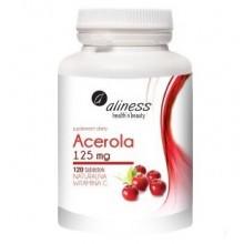 Acerola 125 mg z 120 tabletek 100% natural