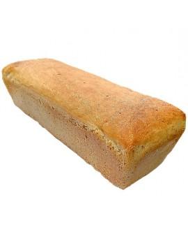 Wypieczony chleb jasny bezglutenowy