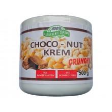 Krem czekoladowy crunchy