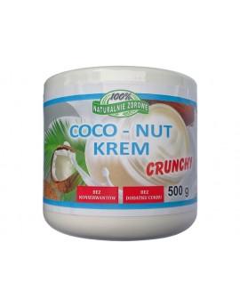 Krem kokosowy crunchy