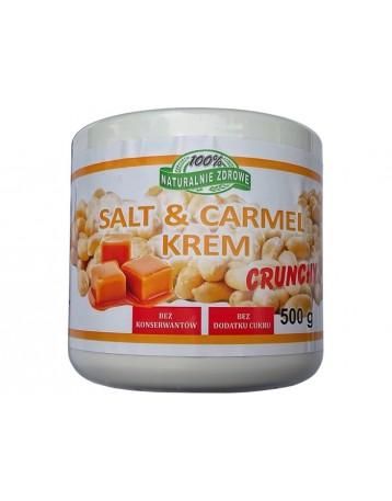 Krem słony karmel crunchy