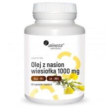 Olej z nasion wiesiołka 9% 1000 mg x 90 kapsułek