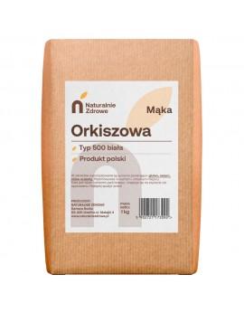 Mąka orkiszowa pięćsetka typ 500