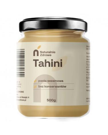 Tahini pasta sezamowa