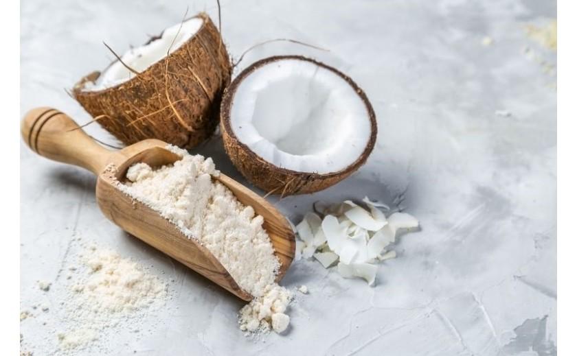 Mąka kokosowa - właściwości, zastosowanie