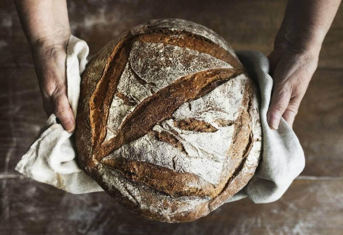 Chleb z płaskurki