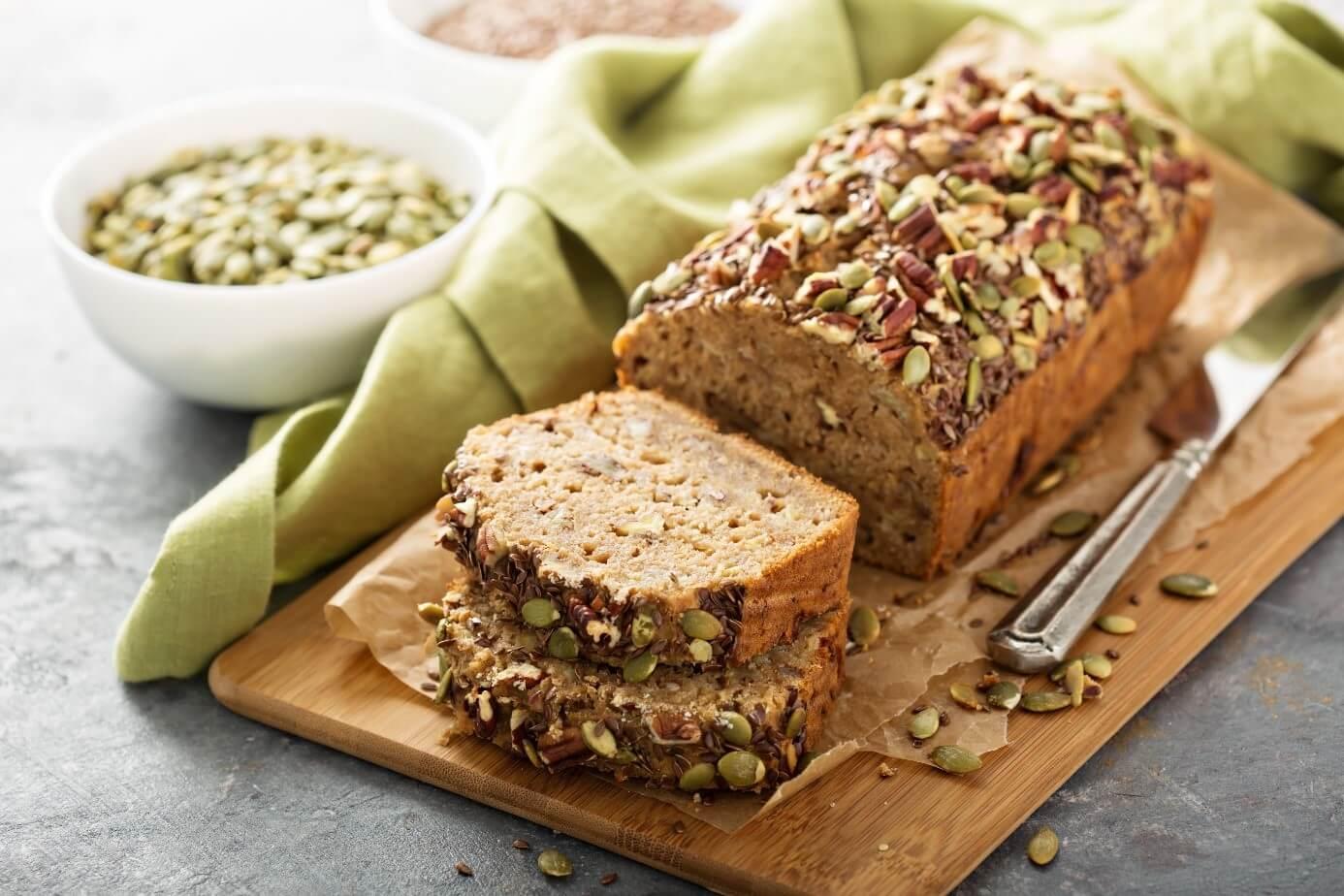 Prawdziwy domowy chleb