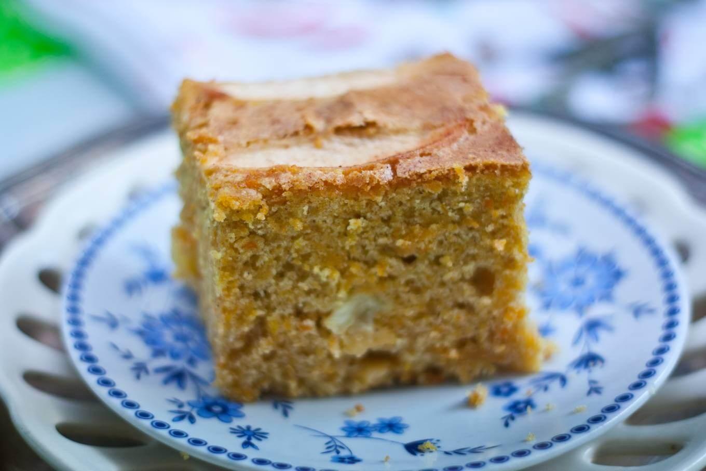 Przepis na ciasto marchewkowe z płatków owsianych górskich